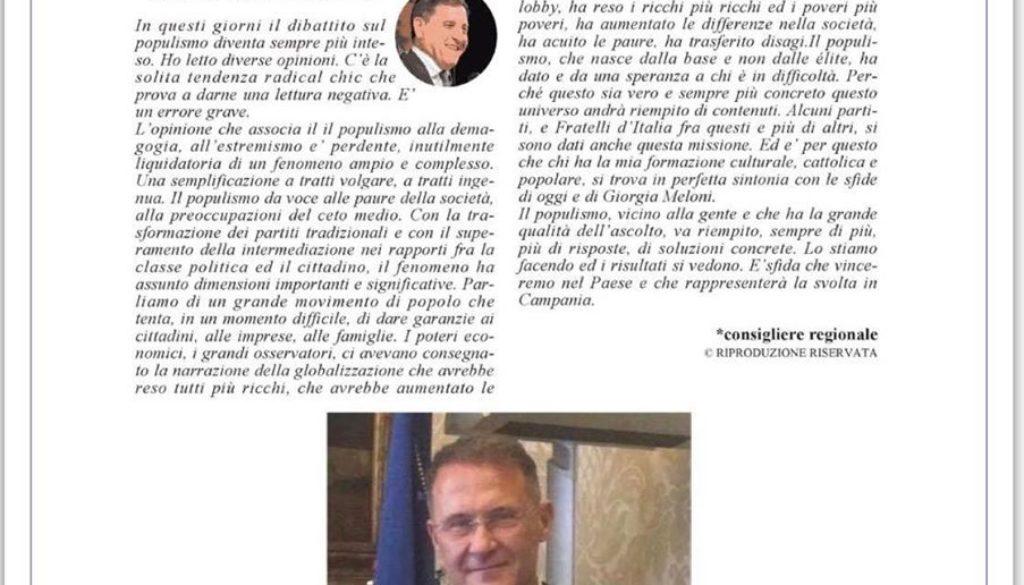 editoriale Michele Schiano