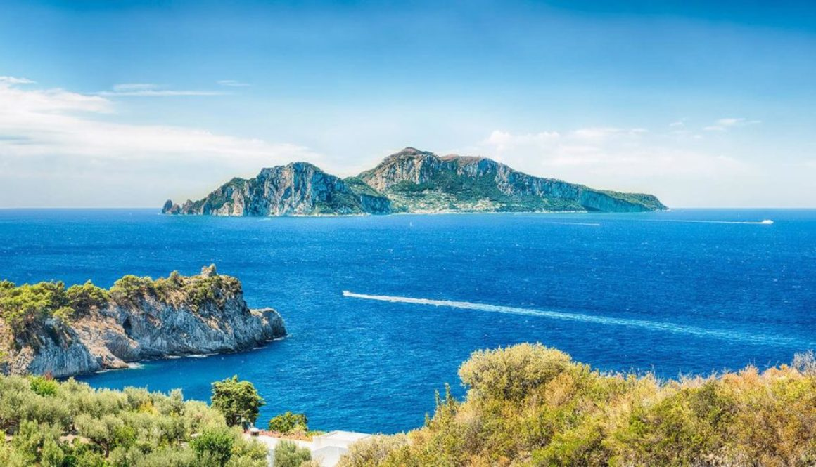 Ischia Capri e Procida